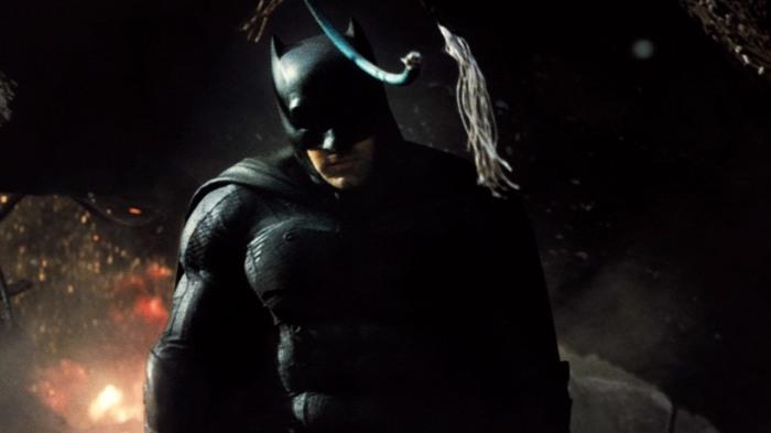 Batman in Batman V Superman Dawn of Justice Trailer