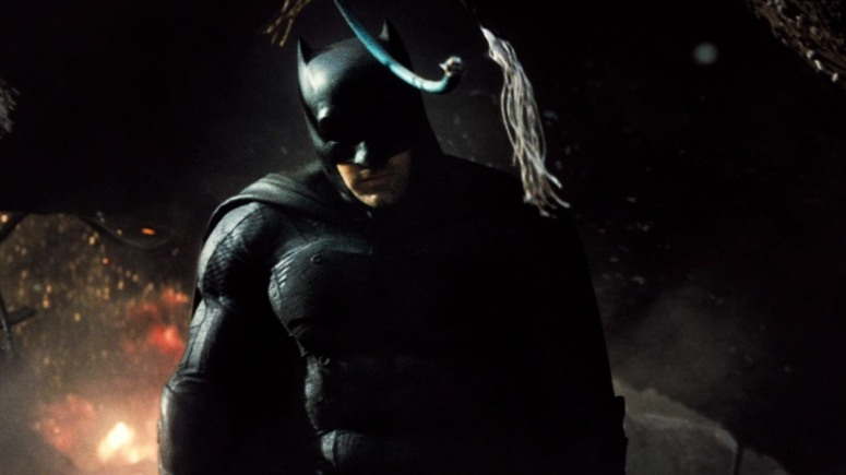 Batman in Batman V Superman Dawn of Justice Trailer