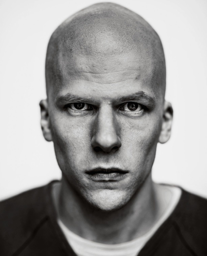 Batman Vs Superman Jusitce Begins Lex Luthor Jesse Eisenberg