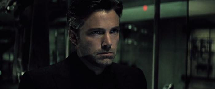 Ben Affleck as Bruce Wayne in Batman V Superman Dawn of Justice Trailer