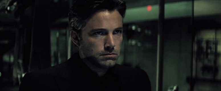 Ben Affleck as Bruce Wayne in Batman V Superman Dawn of Justice Trailer