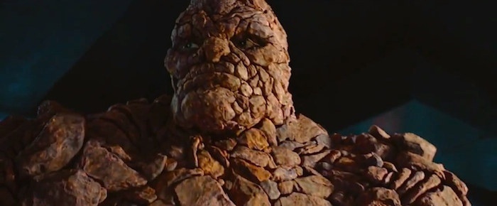 Ben Grimm The Thing in Fantastic Four Trailer 2
