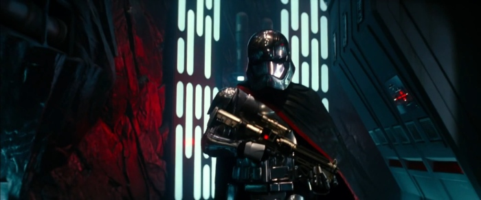 Chrome Trooper Star Wars: The Force Awakens Trailer 2