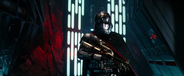Chrome Trooper Star Wars: The Force Awakens Trailer 2