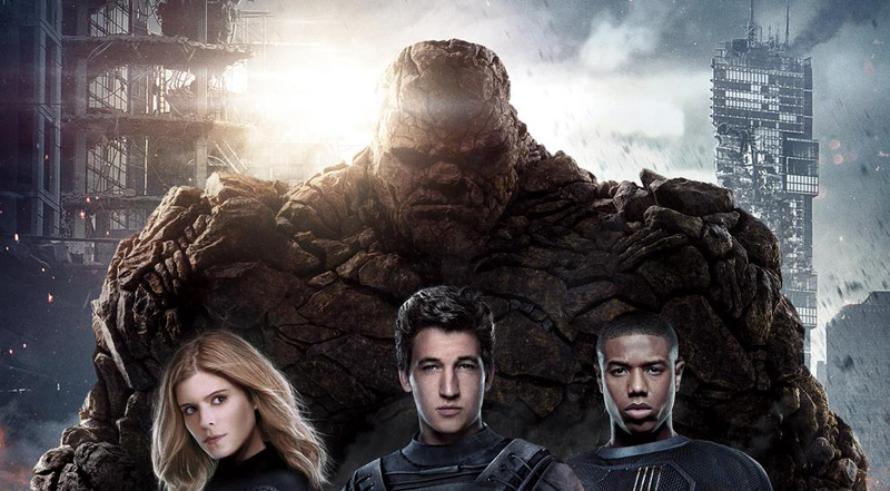 Fantastic Four Poster #3 Tease