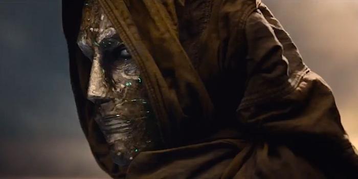 Fantastic Four Trailer 2 Doctor Doom Toby Kebbell