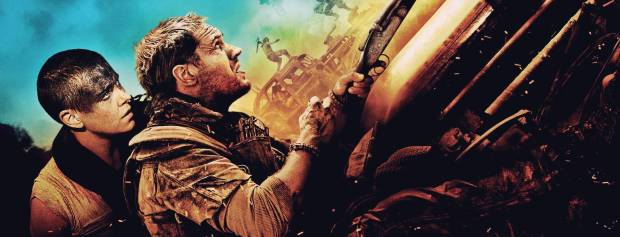 Mad Max Fury Road Cool Poster
