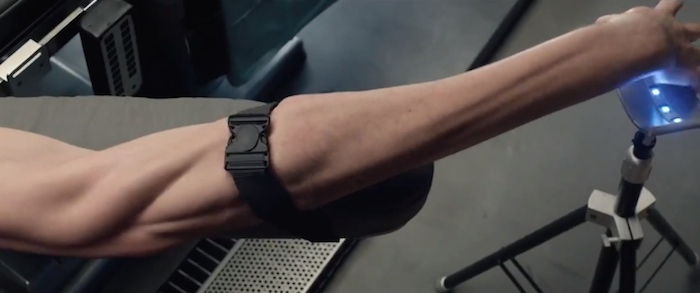 Miles Teller Reed Richards Mr Fantastic Fantastic Four Trailer 2