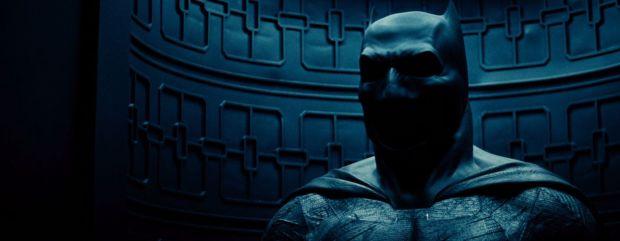 New Batsuit Batman Vs Superman Dawn of Justice Teaser Trailer