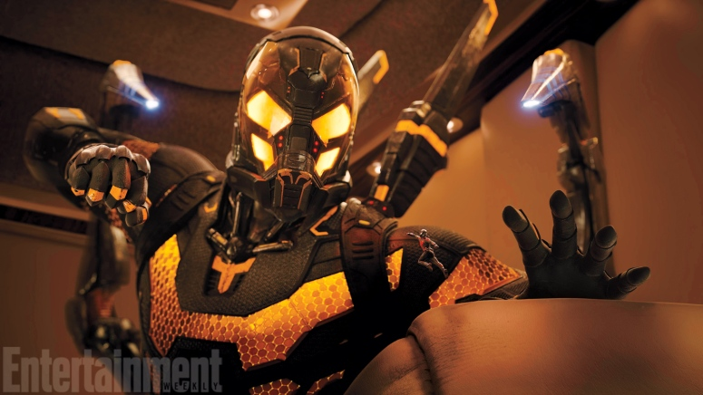 Yellowjacket in Ant-Man EW