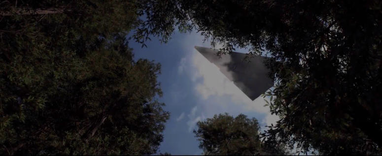 Star Wars Battlefron Trailer Star Destroyer Above Endor