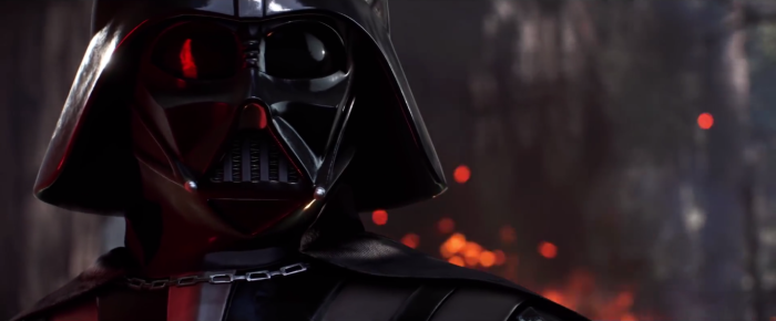 Star Wars Battlefront Trailer Darth Vader