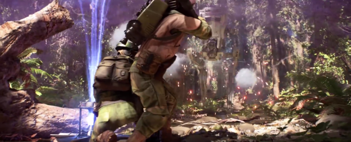 Star Wars Battlefront Trailer Heavy Fire