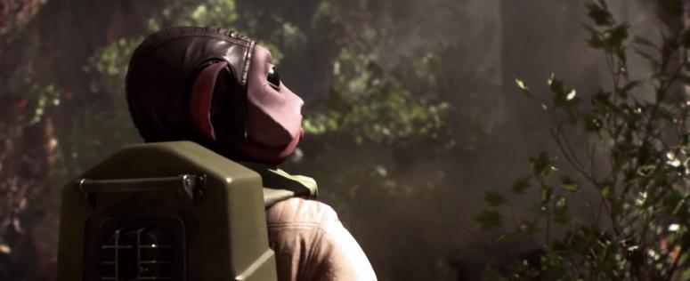 Star Wars Battlefront Trailer Rebel Alien Looks