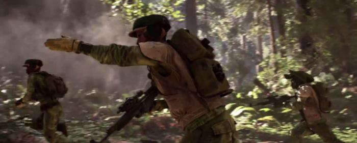Star Wars Battlefront Trailer Rebels Attack