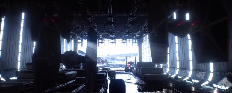 Star Wars Battlefront Trailer Tie Fighter Launch
