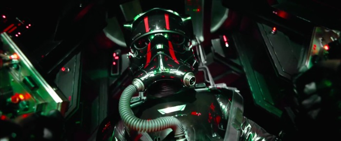 Star Wars: The Force Awakens Trailer 2 Tie Fighter Pilot