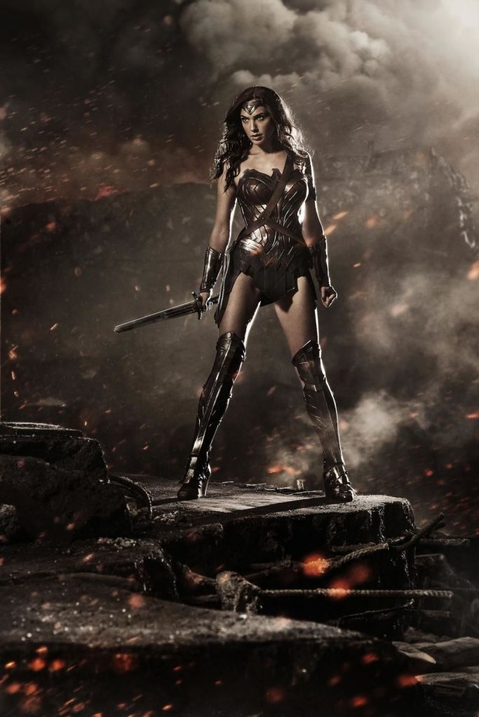 Wonder Woman Batman Vs Superman Justice Begins