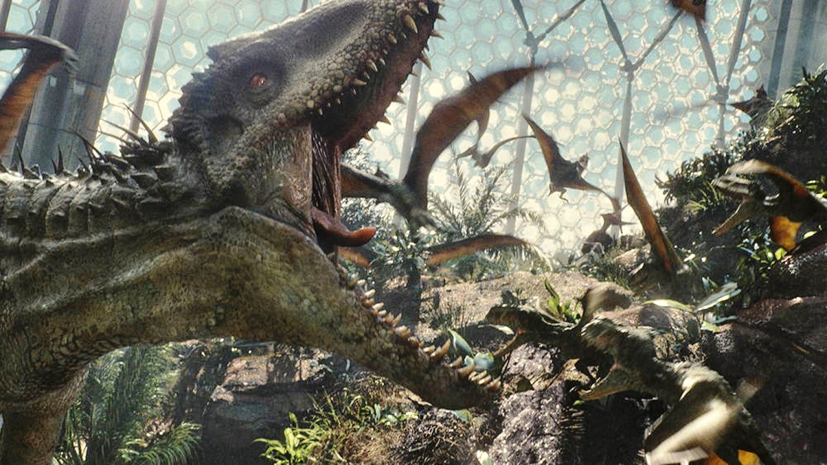 JURASSIC WORLD Review: This Ain't Your Childhood's JURASSIC PARK (But that can be a good thing!)