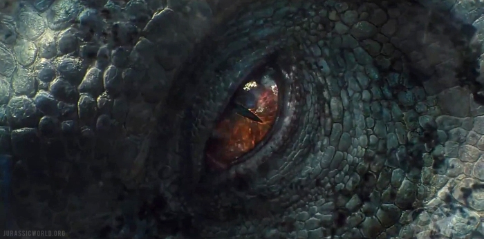 Indominus Eye Jurassic World Review