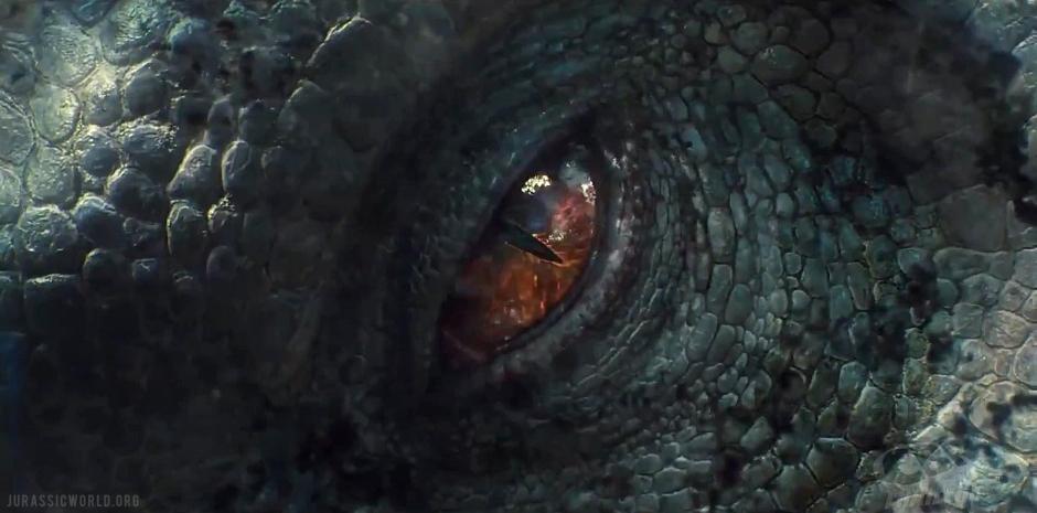 Indominus Eye Jurassic World Review