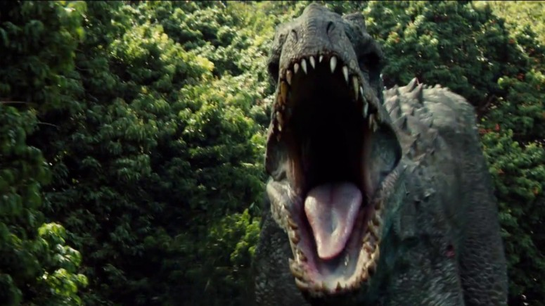 Indominus Rex Roar Jurassic World Review