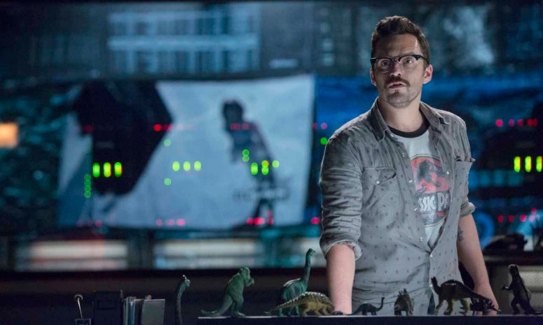 Jurassic World Jake Johnson