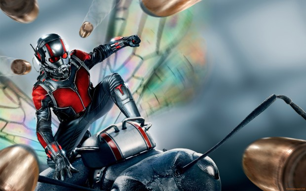Ant-Man Anthony