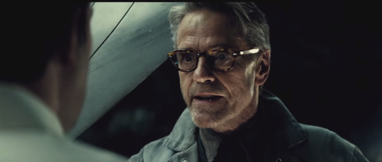 Batman V Superman Dawn of Justice Alfred Pennyworth 2