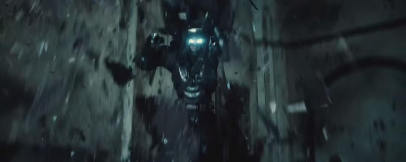 BATMAN V SUPERMAN Complete Set Of Screen Grabs From Comic ...