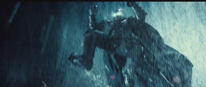 Batman V Superman Dawn of Justice Armor Strike