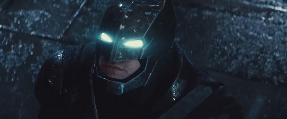 Batman V Superman Dawn of Justice Bat Armor