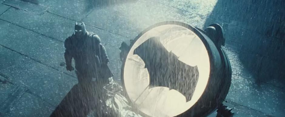 Batman V Superman Dawn of Justice Bat Signal and Batman