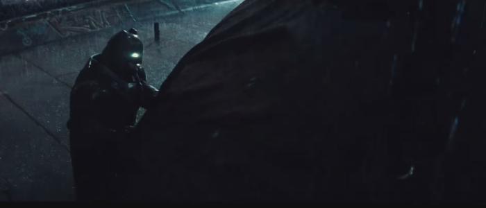 Batman V Superman Dawn of Justice Batman Bat Signal Uncover