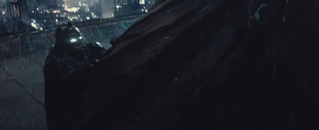 BATMAN V SUPERMAN Complete Set Of Screen Grabs From Comic