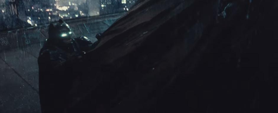 Batman V Superman Dawn of Justice Batman Bat Signal