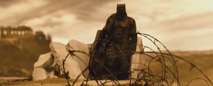 Batman V Superman Dawn of Justice Batman Desert