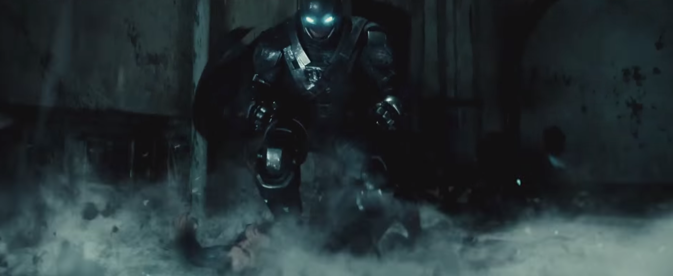 BATMAN V SUPERMAN Complete Set Of Screen Grabs From Comic ...