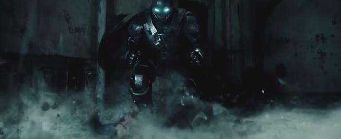 Batman V Superman Dawn of Justice Batman Land Armor