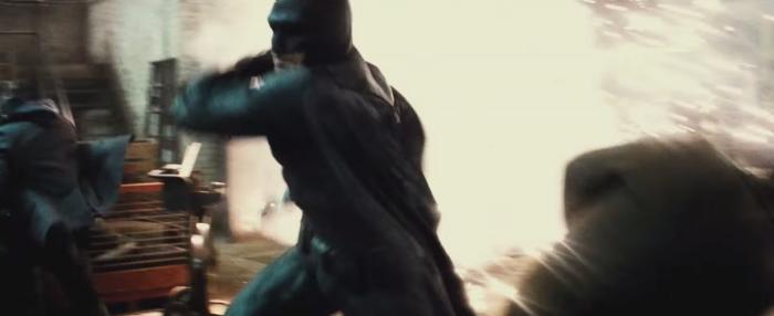 Batman V Superman Dawn of Justice Batman Strikes
