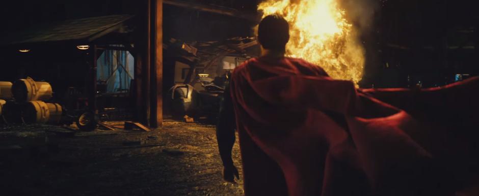 Batman V Superman Dawn of Justice Batmobile Crashed