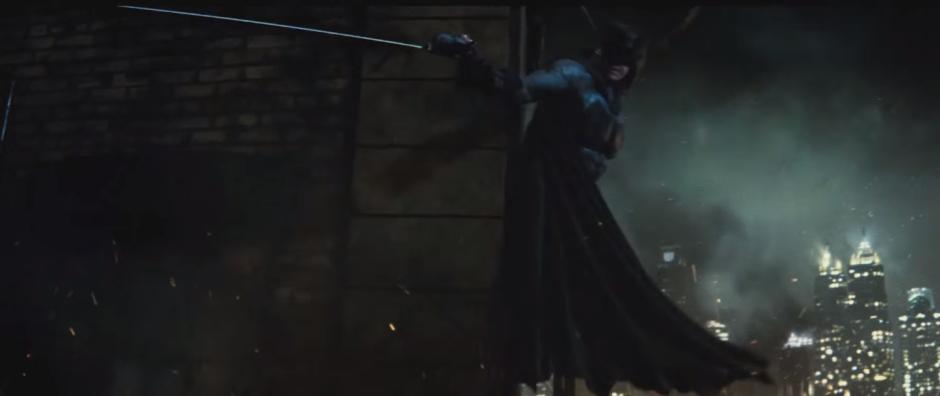 Batman v Superman Dawn of Justice grappling hook