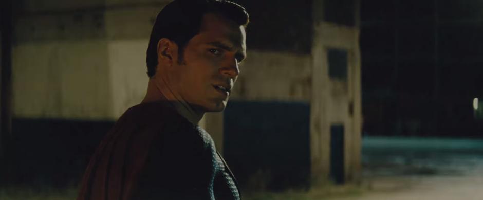 Batman V Superman Dawn of Justice superman looks