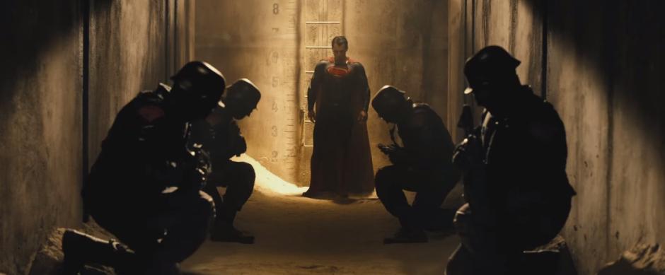 Batman V Superman Dawn of Justice Superman Soilders