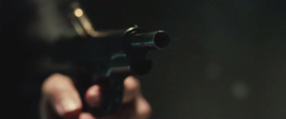 Batman V Superman Dawn of Justice Wayne Murder Gun