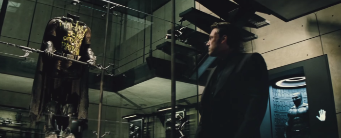 Batman V Superman Dawn of JusticeBruce Wayne Robin Suit