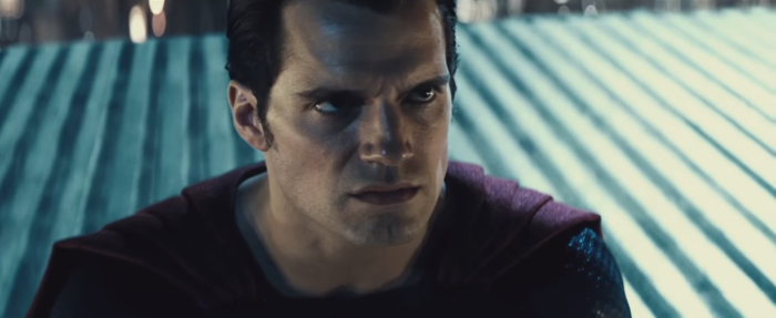 Batman V Superman Dawn of Justice Comic-Con Trailer Superman Angry at Lex Luthor