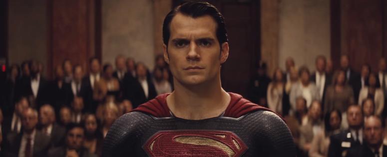 Batman V Superman Dawn of Justice Comic-Con Trailer Superman Faces Court