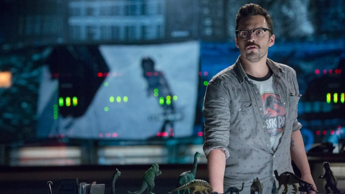 Jake Johnson Lowery Jurassic World