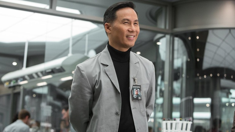 Jurassic World Dr. Wu BD Wong
